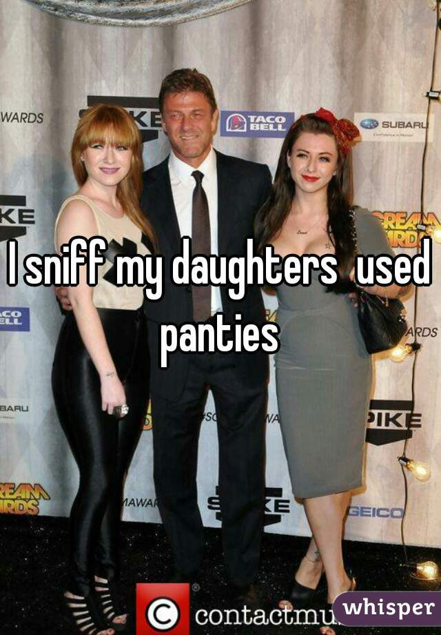 Sniff My Daughters Used Panties Png